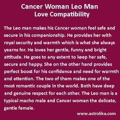 Cancer man compatibility
