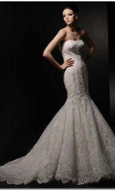 Enzoani Wedding Dress Dakota