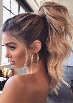 These Winter Hairstyles Will Take Your Breath Away – We have the latest on how to get the haircut, hair color, and hairstyles you want for the season! These Winter Hairstyles Will Take Your Breath Away These Winter Hairstyles Will Take Your Breath Away High Ponytail Hairstyles, Daily Hairstyles, Winter Hairstyles, Pretty Hairstyles, Wedding Hairstyles, Formal Hairstyles, Hairstyle Ideas, High Pony Hairstyle, Wet Hairstyles