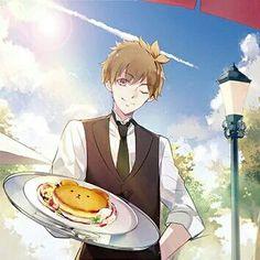TsukiUta Waiter: Iku