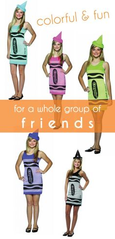 halloween costumes for tween girls aged 9 14 - Fun Teenage Halloween Costumes