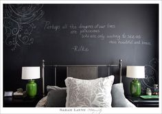 cute bedroom quotes