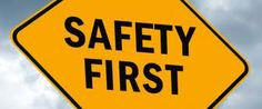 Create a Safety First Culture!