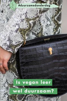 duurzame donderdag | bag | tas | zwart | black | leather | leer | vegan leer | duurzaam | style | fashion | fast fashion | styletoday | fashionchick Fall Winter, Bags, Fashion, Handbags, Moda, La Mode, Fasion, Totes, Hand Bags