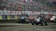 Gallery: Action from 2015 Chili Bowl Nationals in Tulsa, Okla. Sprint Car Racing, Dirt Track Racing, Bryan Clauson, Marquee Events, Because Race Car, Indy Cars, Car And Driver, How To Clean Carpet, Race Cars