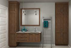 Image result for armoires de salle de bain