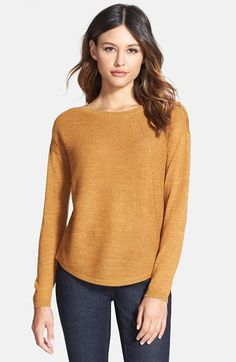 Eileen Fisher Royal Alpaca Sweater (Regular & Petite) available at #Nordstrom