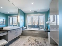 SCM Design Group bathroom ideas 11 - Modern - Bathroom - Images by SCM Design Group | Wayfair