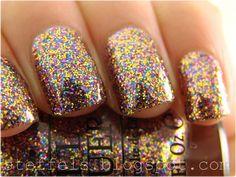 OPI Sparkle-icious nail polish