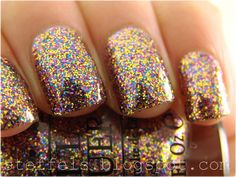OPI Sparkle-icious nail polish