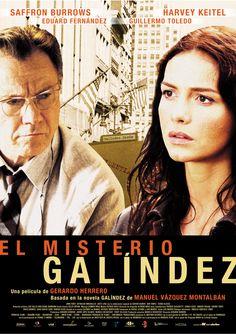 2003 - El misterio Galíndez - tt0347037
