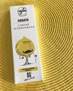 I didn't bring back many souvenirs from vacation except this chocolate bar that I scooped up at the airport in Milan. Because how do you leave a lemon with a mustache on the shelf? That would be asinine. . . . . #travelerinitaly #milano #globetrotter #flashesofdelight #livecolorfully #pursuepretty #packaging #packagedesign #graphicdesign #abmtravelbug #abmlifeiscolorful #colorventures #acolorstory #traveldiary #myunicornlife #petitejoys #traveldeeper #iamatraveler #italy #italianfood