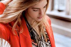 Desiderata. Otoño invierno 2012. Model: Naomi Preizler