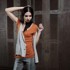 Rick Owens Knitwear, Rick Owens T-shirt - women - Spring Summer.
