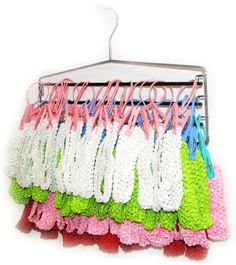 Craft Show Booth Ideas | Craft Show Display Ideas : Hip Girl Boutique - , Ribbons, Hair Bows ...
