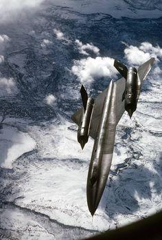 Coolest. Plane. Ever. SR 71 Blackbird