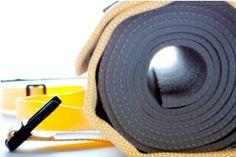 obal na jogovú podložku / for your yoga mat Yoga Mat Bag, Handmade, Hand Made, Handarbeit