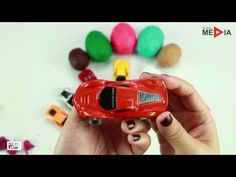 Imparare i colori con le automobili, Colori in inglese per bambini, Vide...