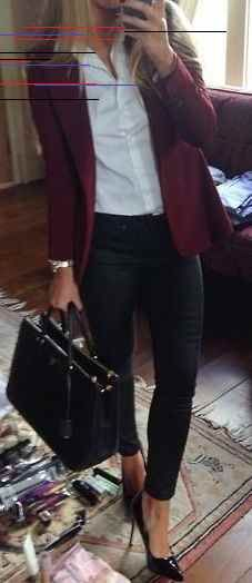 How to rock the casual chic look Job Interview Outfits For Women, Interview Attire, Job Interviews, Business Dresses, Business Outfits, Business Attire, Business Casual, Office Outfits, Business Fashion