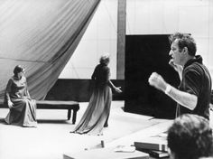 """Conductor Carlos Kleiber, 1974 in Bayreuth during the rehearsal of """"Tristan und Isolde"""": In the seventies, he just managed everything."""
