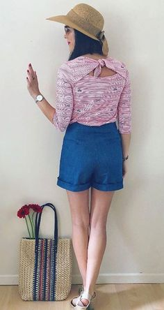 Emma's Romy Top - Sewing Pattern by Tilly and the Buttons