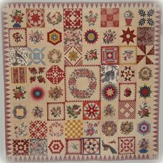 Sarah Morrell quilt by Every Stitch