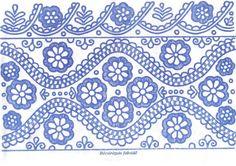 Magyar motívumok gyűjteménye - bécsirózsás falvédő Hungarian Embroidery, Folk Embroidery, Embroidery Patterns, Bohemian Art, Pen And Paper, Creative Gifts, Needlework, Pattern Design, Vibrant Colors