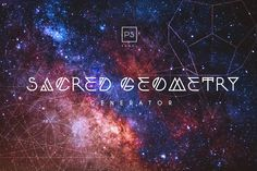 Sacred Geometry Generator by Pro Add-Ons on @creativemarket