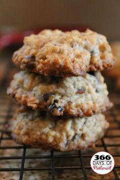 Oatmeal Flaxseed Cookies