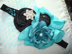 Flower Headbands, Headbands, Baby Headbands, Adult Headband, Photo Prop…