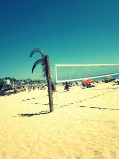 Laguna Beach- beach volleyball wish i was back in florida playing :)
