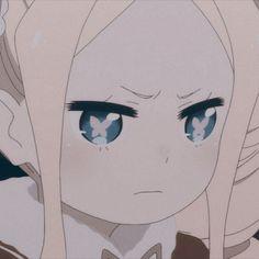 anime   re zero   beatrice re zero   icons   anime icons   re zero icons   re zero season 2 part 2 icons   beatrice re zero icons Beatrice Re Zero, Kara, Season 2, Icons, Anime, Profile Pics, Symbols, Cartoon Movies, Anime Music