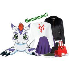 Digimon: Gomamon (tag)