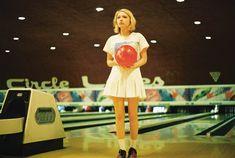 "i-donline: "" Tavi Gevinson, shot by Petra Collins. READ. """