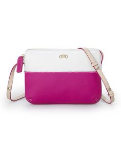 Take a look at this Pink Girlfriend Shoulder Bag by RoviMoss on #zulily today!