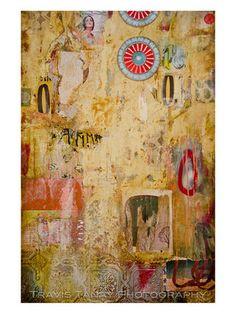 Certain by Jill Ricci (Canvas) by Kings Wood Art at Gilt