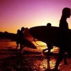 Gorgeous silhouette
