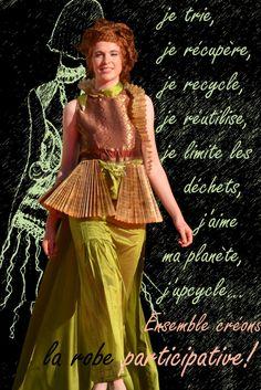 Robe participative - Fabienne Dimanov Paris Facon, Paris, Style, Swag, Montmartre Paris, Paris France, Outfits