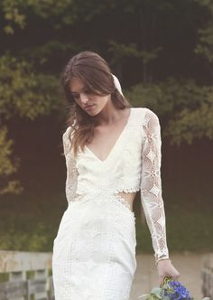 Daughters of Simone Wedding Dress Collection | Bridal Musings Wedding Blog 33