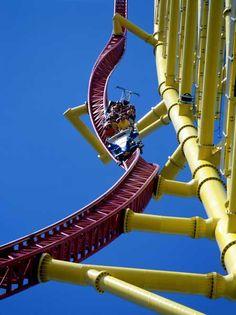 Top Thrill Dragster Cedar Point 420 Mph Best Roller Coaster Ever