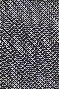 Exquisite silk shibori will enhance your textile art creations. ||ClothRoads