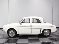 1966 Renault Dauphine ✏✏✏✏✏✏✏✏✏✏✏✏✏✏✏✏ AUTRES VEHICULES - OTHER VEHICLES   ☞ https://fr.pinterest.com/barbierjeanf/pin-index-voitures-v%C3%A9hicules/ ══════════════════════  BIJOUX  ☞ https://www.facebook.com/media/set/?set=a.1351591571533839&type=1&l=bb0129771f ✏✏✏✏✏✏✏✏✏✏✏✏✏✏✏✏