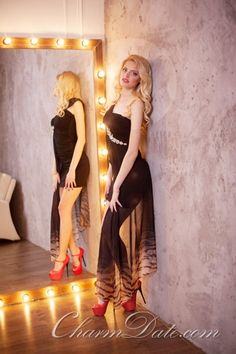 Ukraine Women:Kristina_from_Kharkiv_Ukraine - CharmDate.com