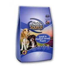 Nutrisource Small-Medium Puppy (1.5LB)