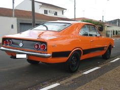 Tuning cars and News: Chevrolet Opala SS