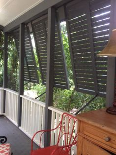 Pergola Ideas Videos Modern Architecture - Pergola Shade Rooftop Gardens - Pergola Videos Patio Interior - Free Standing Pergola With Curtains - Floral Pergola Wedding Porch Curtains, Porch Windows, Porch Columns, Patio Doors, House Columns, Porch Shades, Sun Shades, Deck Enclosures, Bahama Shutters