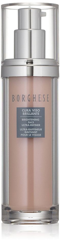 Borghese Curo Viso Brillante Brightening Face Ultra-Refiner, 1.4 fl. oz. ** Check this awesome product by going to the link at the image.