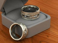 Kennington Jewelers Custom Design Ring - Cad Design