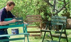 Utemøbler - Slik frisker du opp dine gamle hagemøbler - viivilla.no