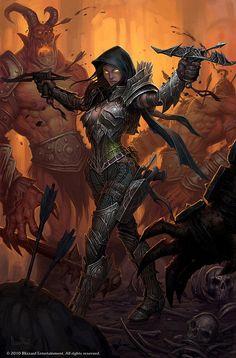 Fantasy Illustrations by GlennRane